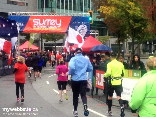 2013 Surrey International World Music Marathon