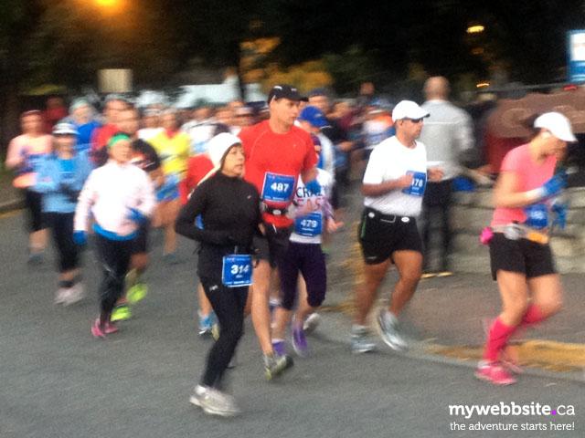 2013 BMO Okanagan Marathon