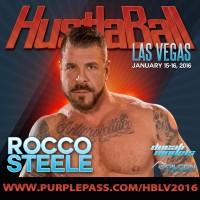 Rocco Steele Hustlaball Las Vegas 2016