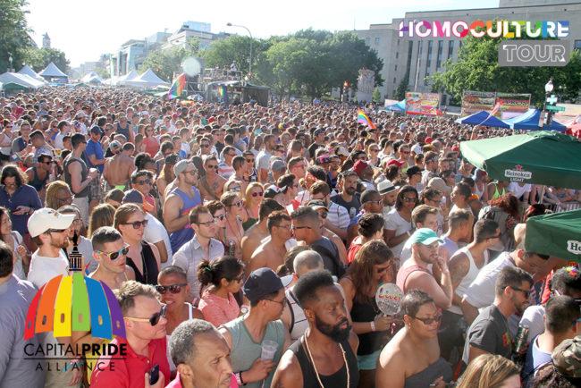 Capital Pride Festival 2016