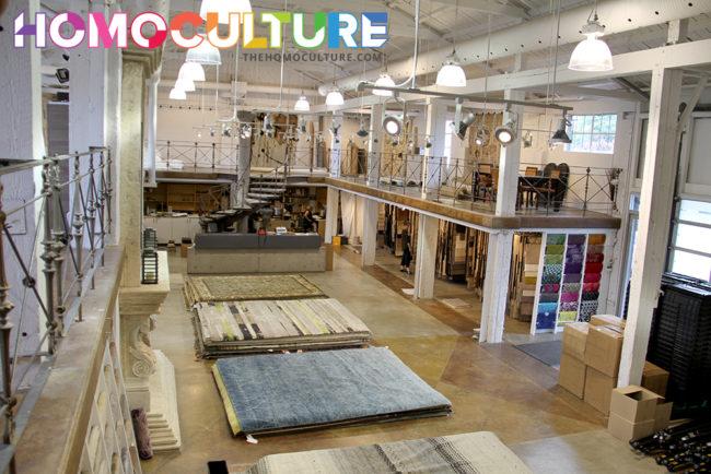HomoCulture Exclusive: Backdoor Pride Edition warehouse space reveal [Sneak Peak]