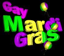 Gay Mardi Gras New Orleans