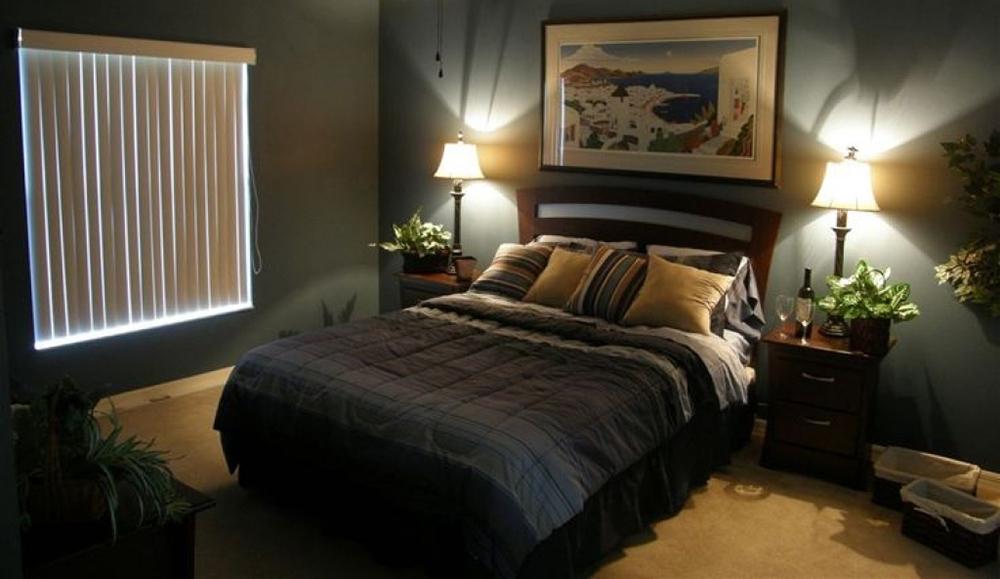 Sexy Men's Bedroom