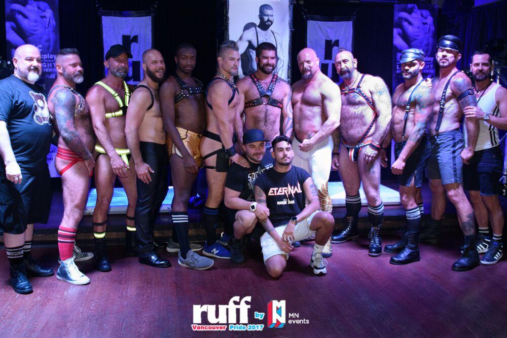 RUFF Pride 2017