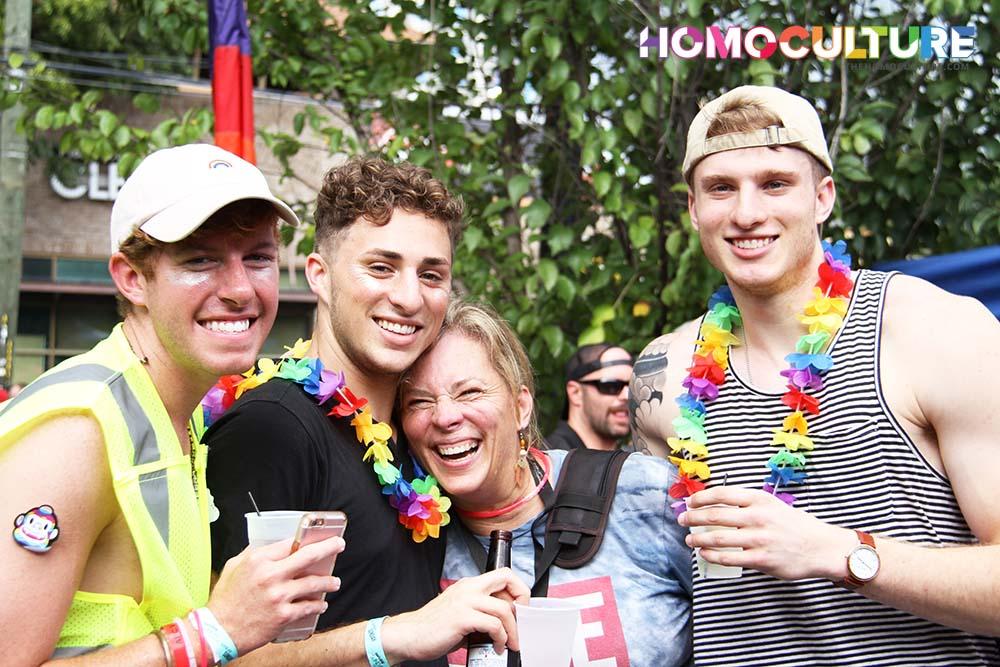 Atlanta Pride 2017 local gay bar parties