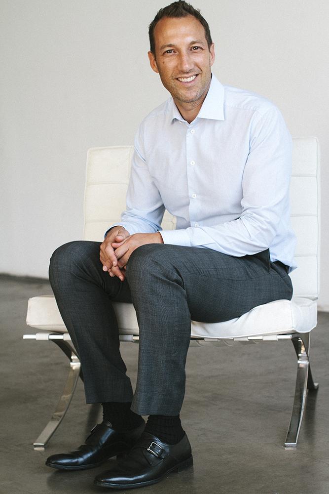 Dr Evan Goldstein - affirming care for LGBTI community