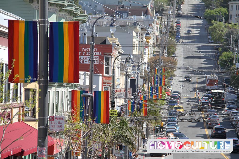 Summer gaycation fun in San Francisco