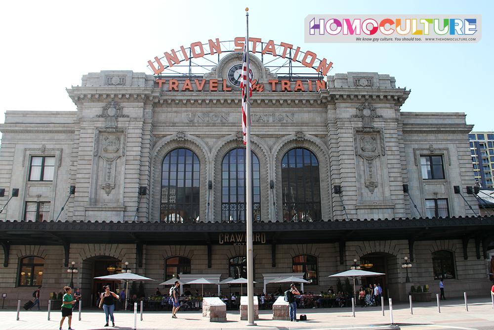 Union Station in Denver, Colorado