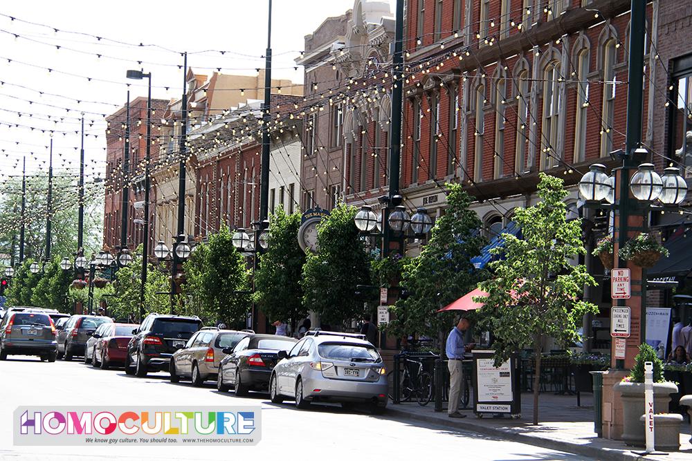 Latimer Square in Denver, Colorado