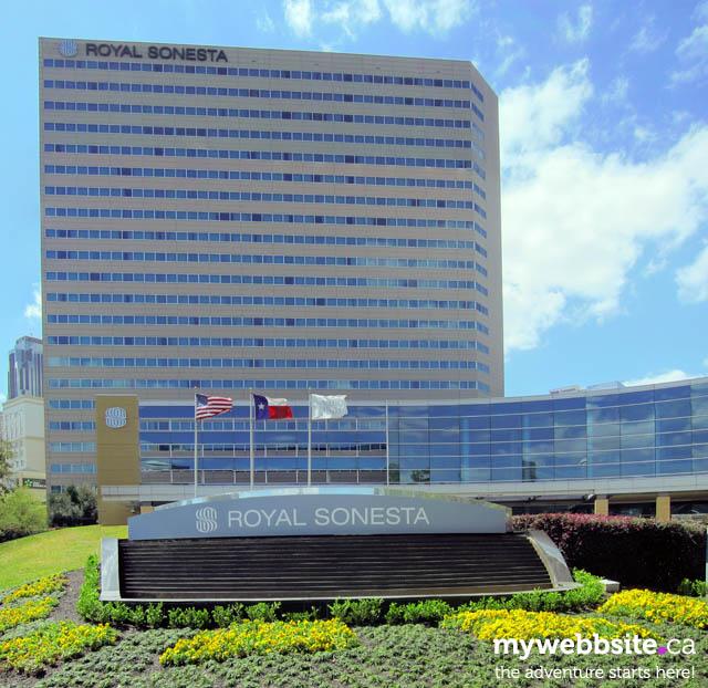 Royal Sonesta Hotel, Houston, Texas