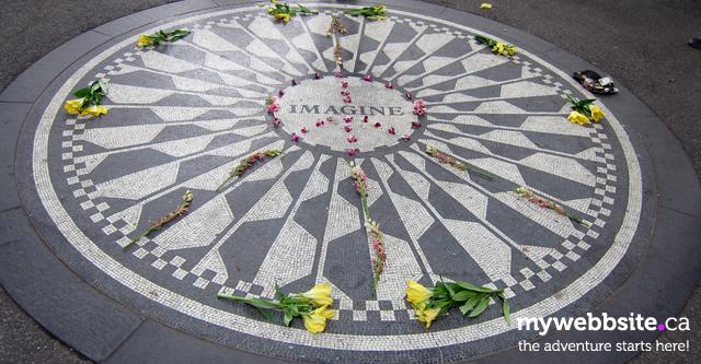 John Lennon's Imagine Circle