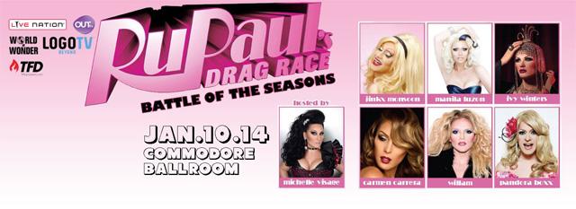RuPaul's Drag Race Battle of the Seasons