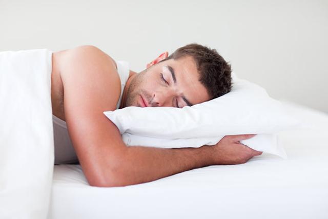Marathon running sleep