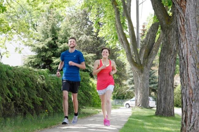 Running Room Training Principles