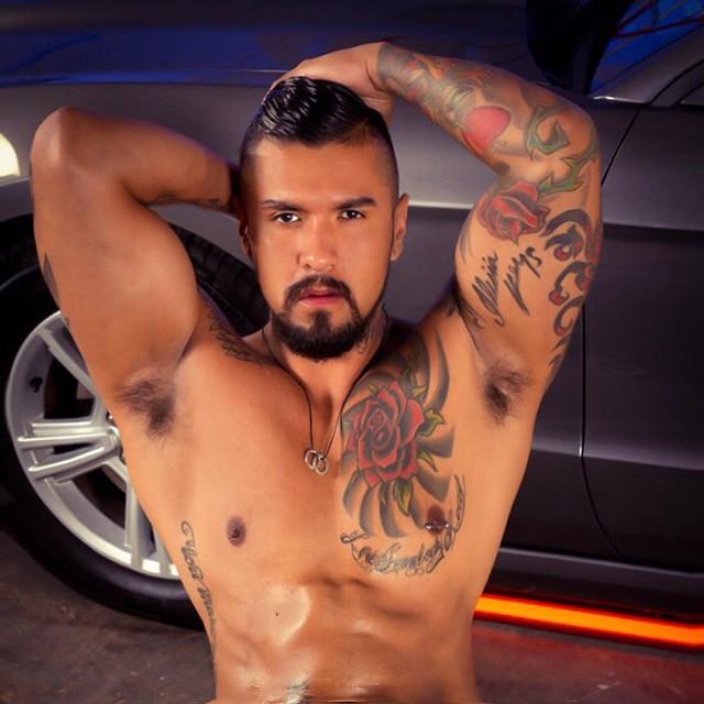 gay porn star, Boomer Banks