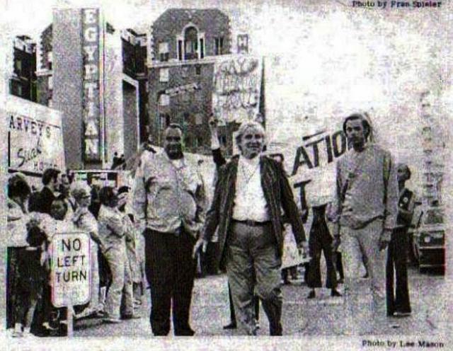 First LA Pride Parade 1970