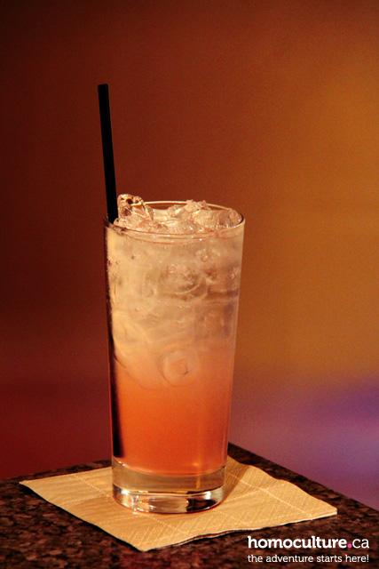 Lavender Lust cocktail