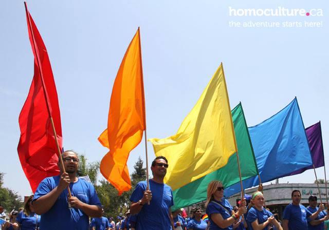 LA Pride Parade 2014