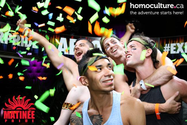 Matinee Pride 2015 New York Pride