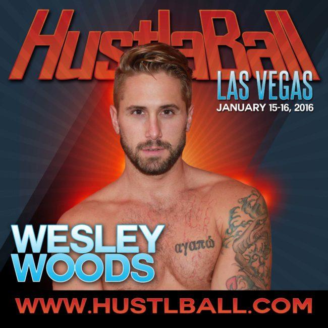 Wesley Woods HustlaBall Las Vegas 2016