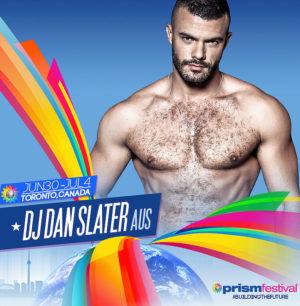 DJ Dan Slater Prism Festival