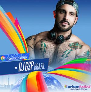 DJ GSP Prism Festival 2016