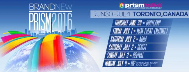 Prism Festival 2016