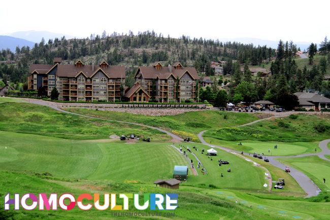 Predator Ridge ranks at top gay friendly golf resort in Canada