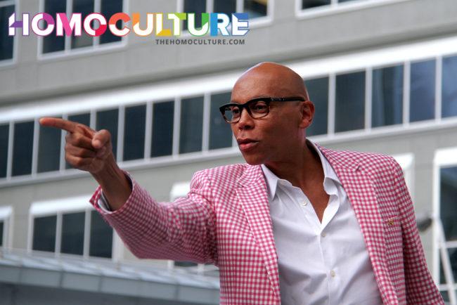 RuPaul makes powerful speech at Toronto Pride 2016