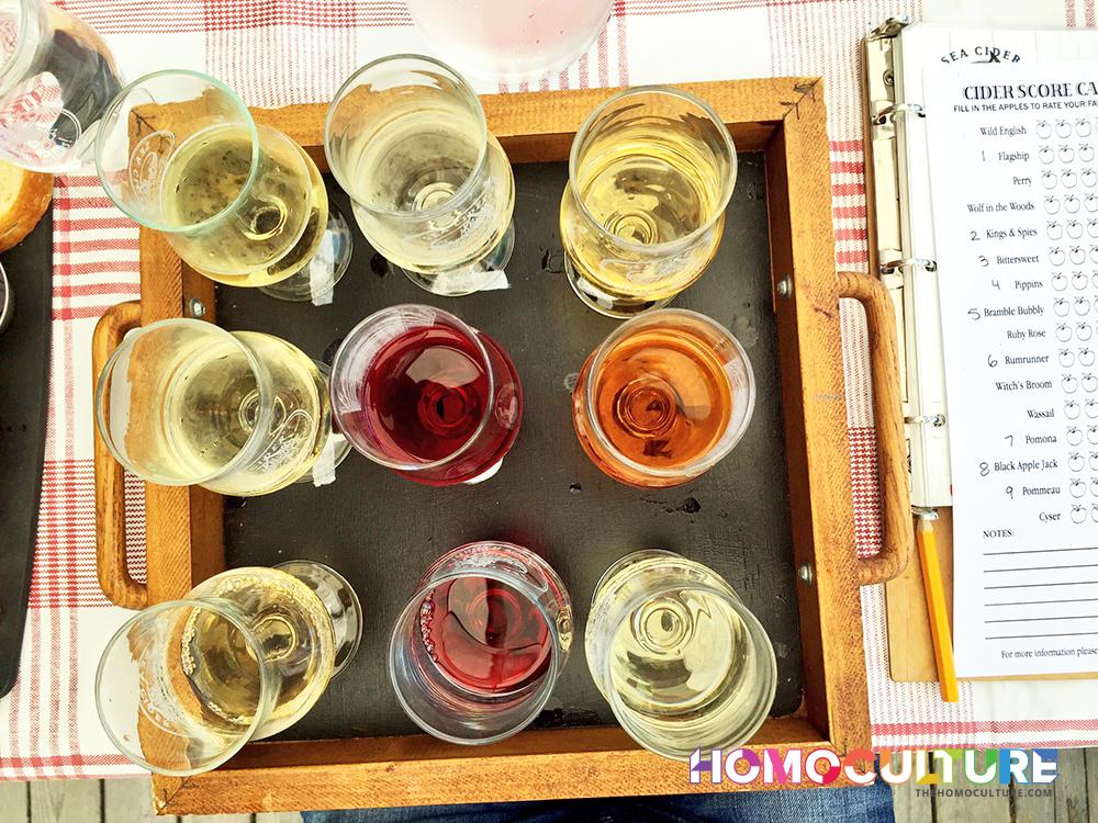 Sea Ciderhouse makes small batch cider near Victoria, B.C.