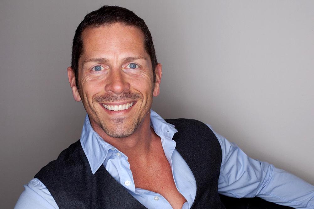 International gay rights activist, Carl Meadows