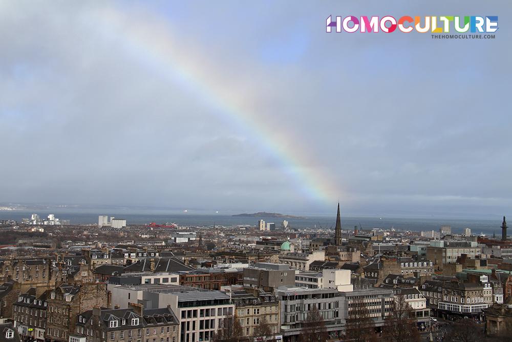 Edinburgh is Scotland's hottest destination for history and fun seeking LGBT travellers