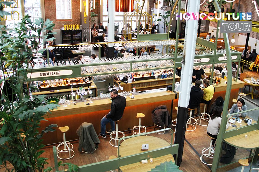 48 Hours in Amsterdam - Food Dehallen