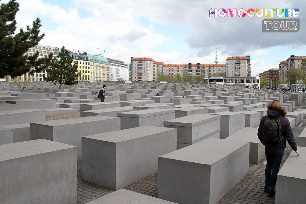 Berlin Memorial to the Murdered Jews of Europe