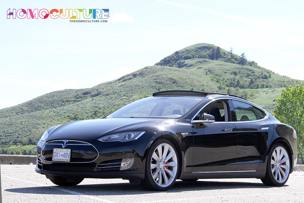 Power Trips offers rockstar Tesla experience