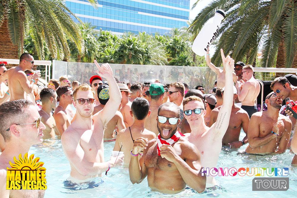 Matinee Las Vegas 2017 - La Leche Pool Party