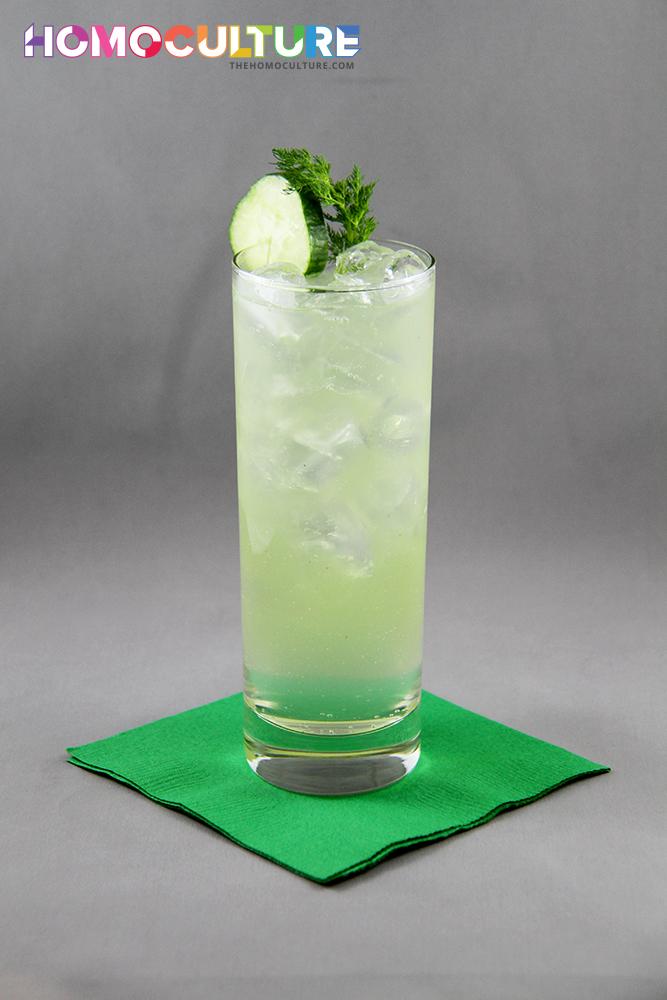 Dillionaire cocktail