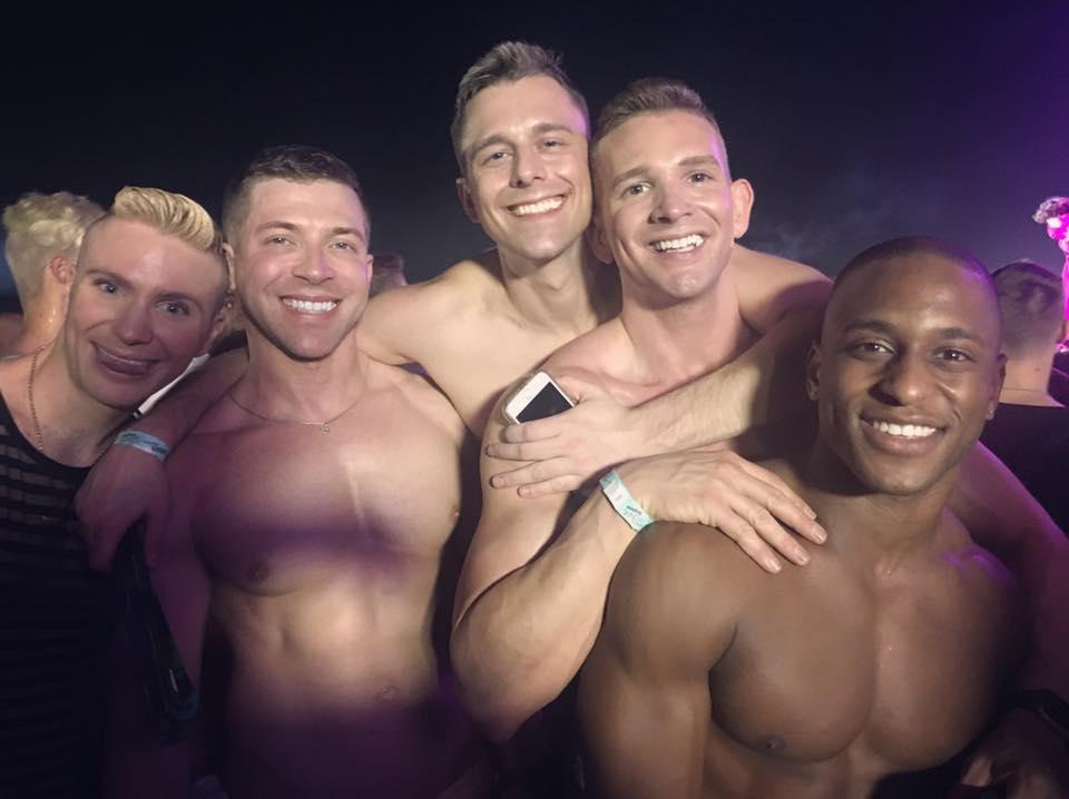 GA Boy Productions Atlanta Pride 2017