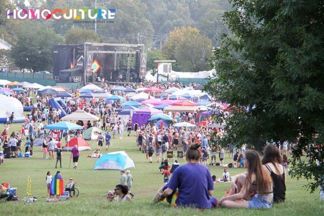 Atlanta Pride Festival 2017