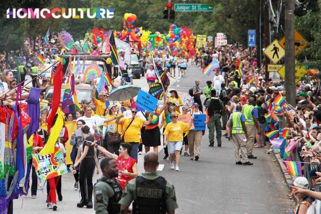 Atlanta Pride 2017 turned up the heat in Hotlanta