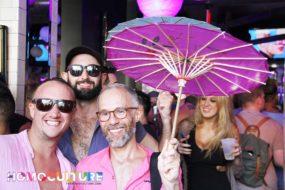 Atlanta Pride 2017 local gay bar parties. Age with amazing grace.