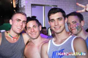 Making friends at Atlanta Pride 2017