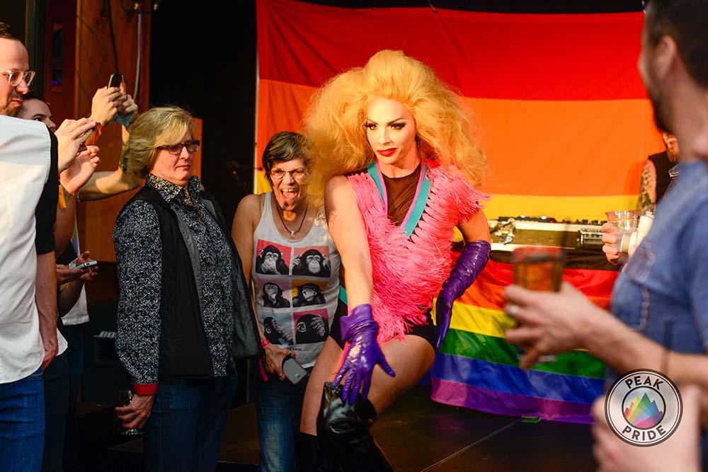 A mountain of fun awaits at Peak Pride 2018