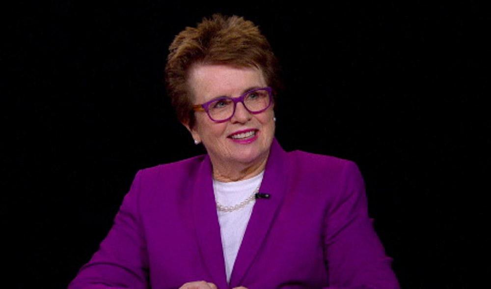 Honoring the 2018 NYC Pride Grand Marshals: Billie Jean King