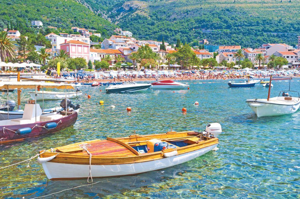 7 best gay honeymoon destinations in 2018 - Tivat Montenegro