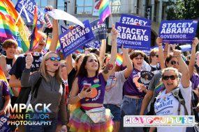 Atlanta Pride Parade 2018