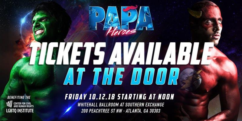 Papa Party Atlanta