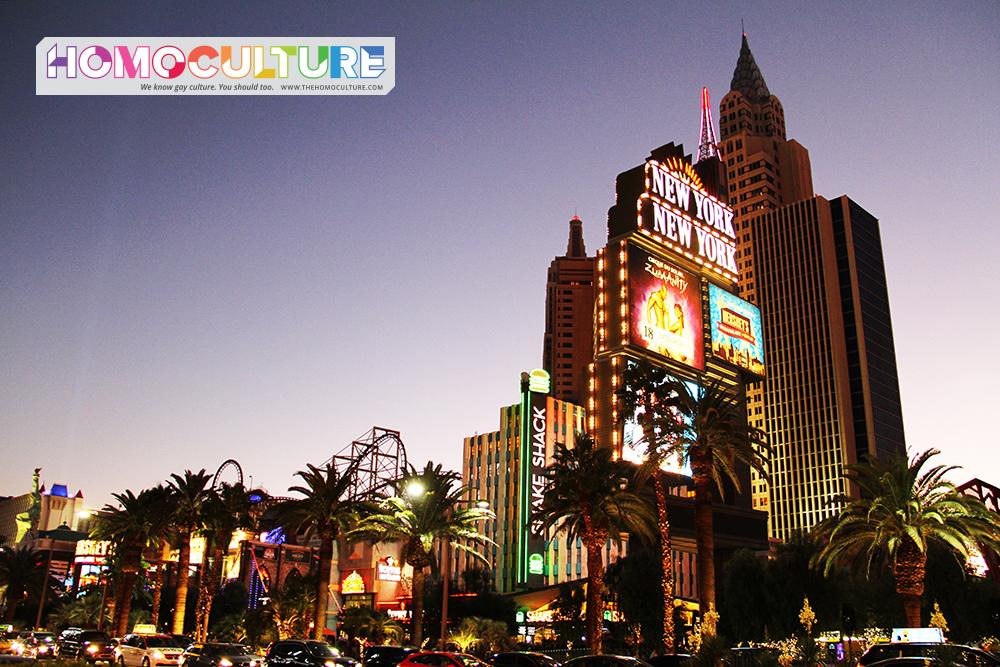 The New York New York Las Vegas Hotel and Casino