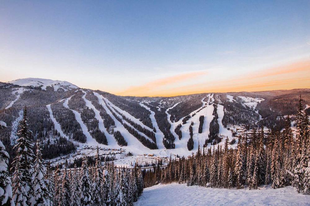 Peak Pride Sun Peaks is the best gay ski weekend value in North America!