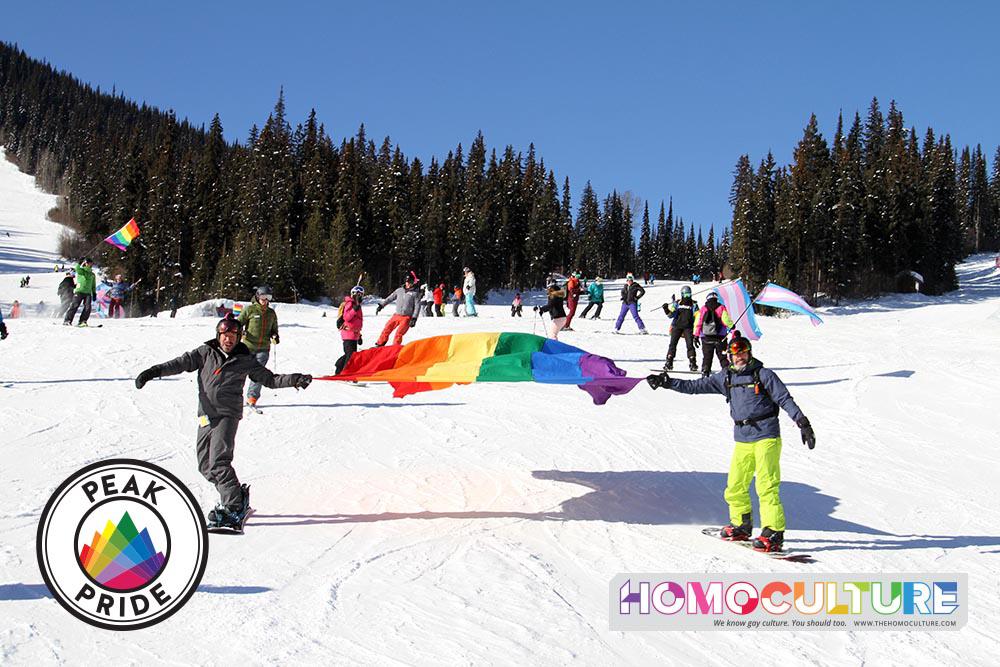 Peak Pride Sun Peaks 2019 just became Canada's freshest winter Pride!